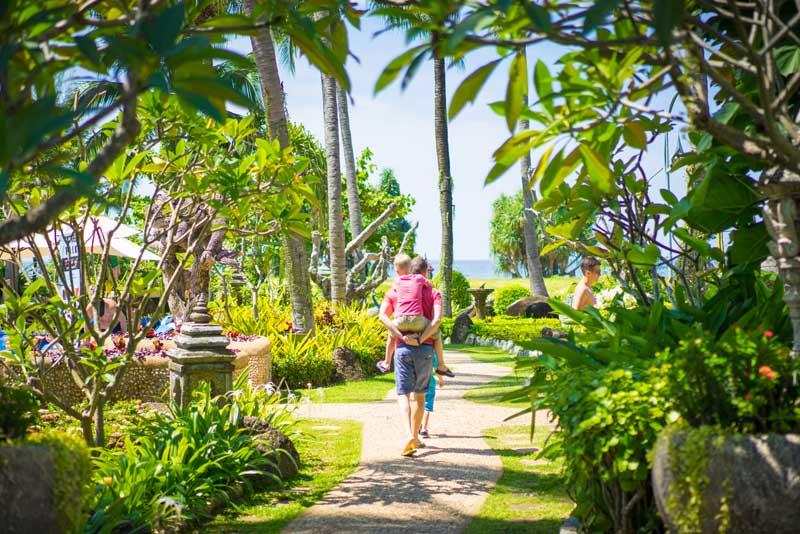 Garden in Phuket