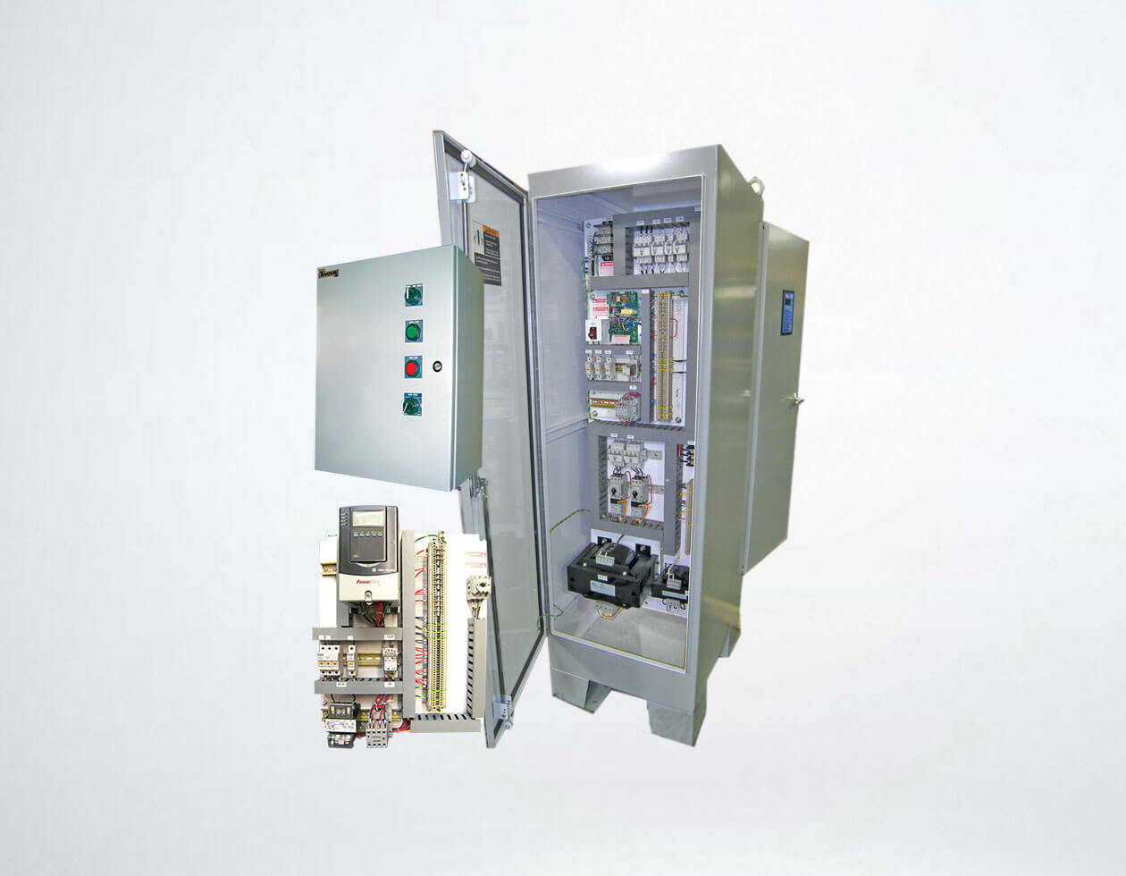 hight resolution of customer control panels and explosion proof instrumentation