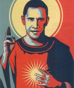 Obama Deity