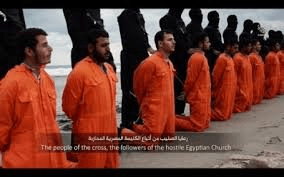 Christians Beheaded
