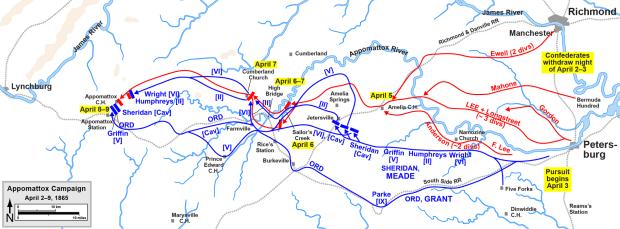 Appomattox_Campaign_Overview