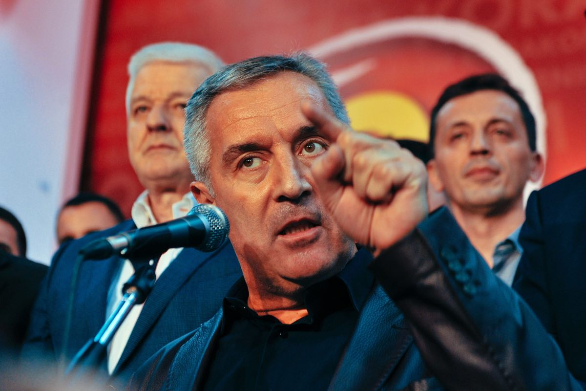 Did Moscow Botch a Coup in Montenegro? - The American Interest