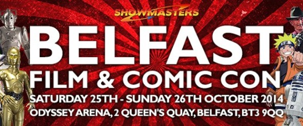 Belfast Film and Comic Con