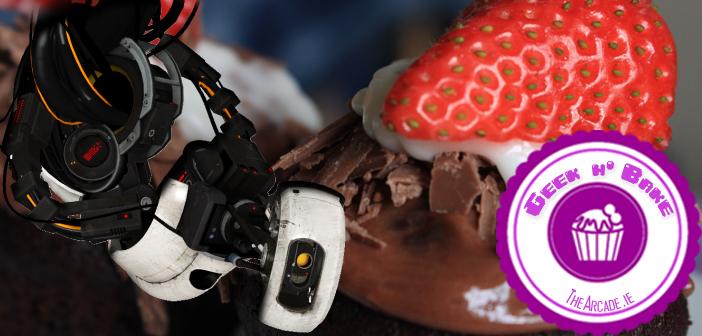 Portal Cake; It's Not A Lie – Geek N' Bake