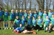 Dublin Draoíchta Dragons Quidditch Team