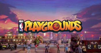 NBA Playgrounds Nintendo SWitch
