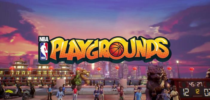 NBA Playgrounds Nintendo Switch – Review