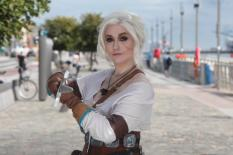Sinead Clarke as Ciri from The Witcher 3 image by Garrett White