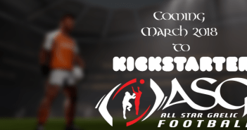 All Star Gealic Football Kickstarter