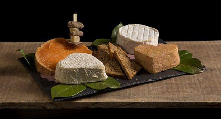 The maison Philippe Olivier's cheeses
