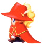 Krile Red Mage