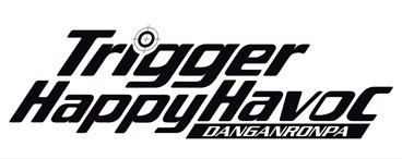 Danganronpa Trigger Happy Havoc Logo