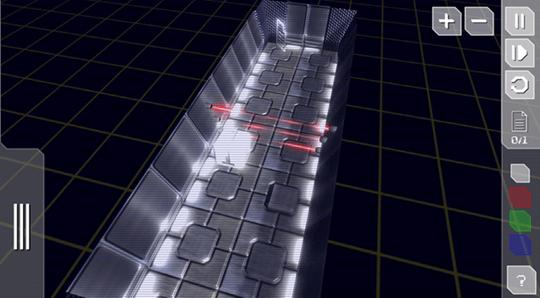 Cyber Sentinel Game