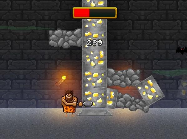 Miner Mayhem Gold