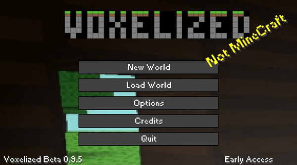 Voxelized Splash