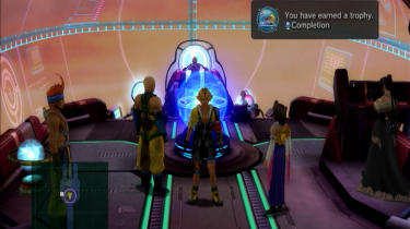 Final Fantasy X Platinum
