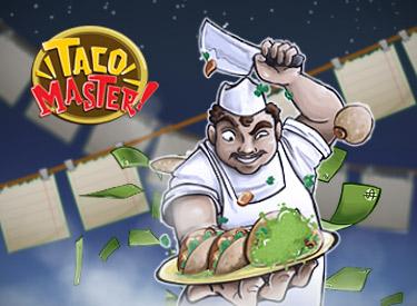 Taco Master Logo
