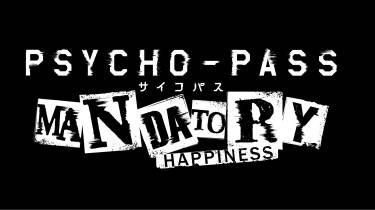 Psycho-Pass Mandatory Happiness Logo
