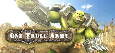 One Troll Army Logo