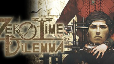 Zero Time Dilemma Logo