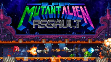 Super Mutant Alien Assault Logo