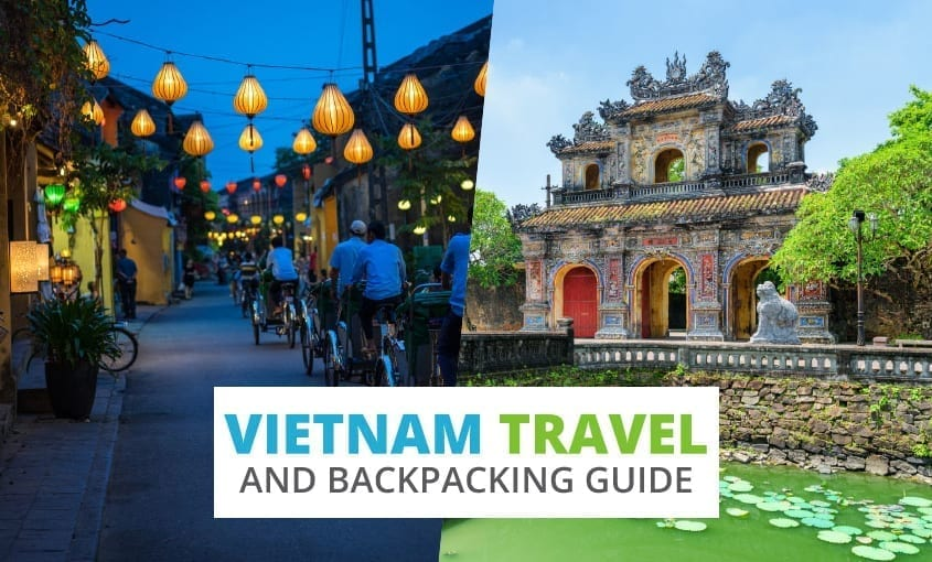 Vietnam Travel And Backpacking The Backpacking Site