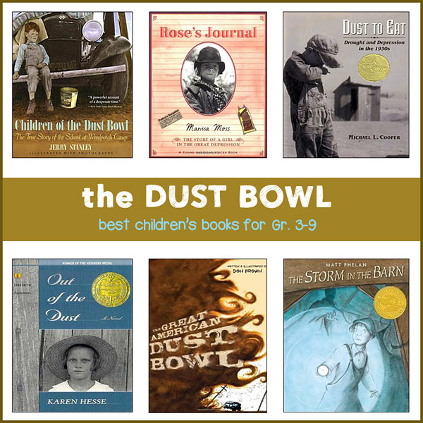 the dust bowl for