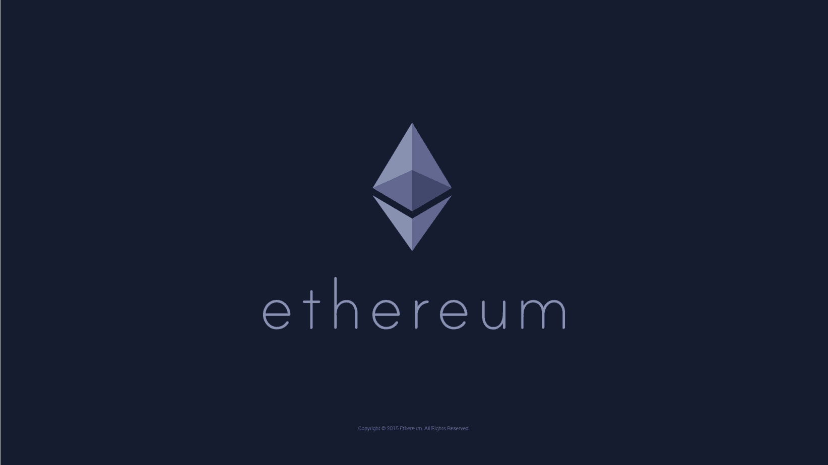 Cryptocurrency Wallpaper Hd The Ethereum Blockchain Is Helping Create The Next