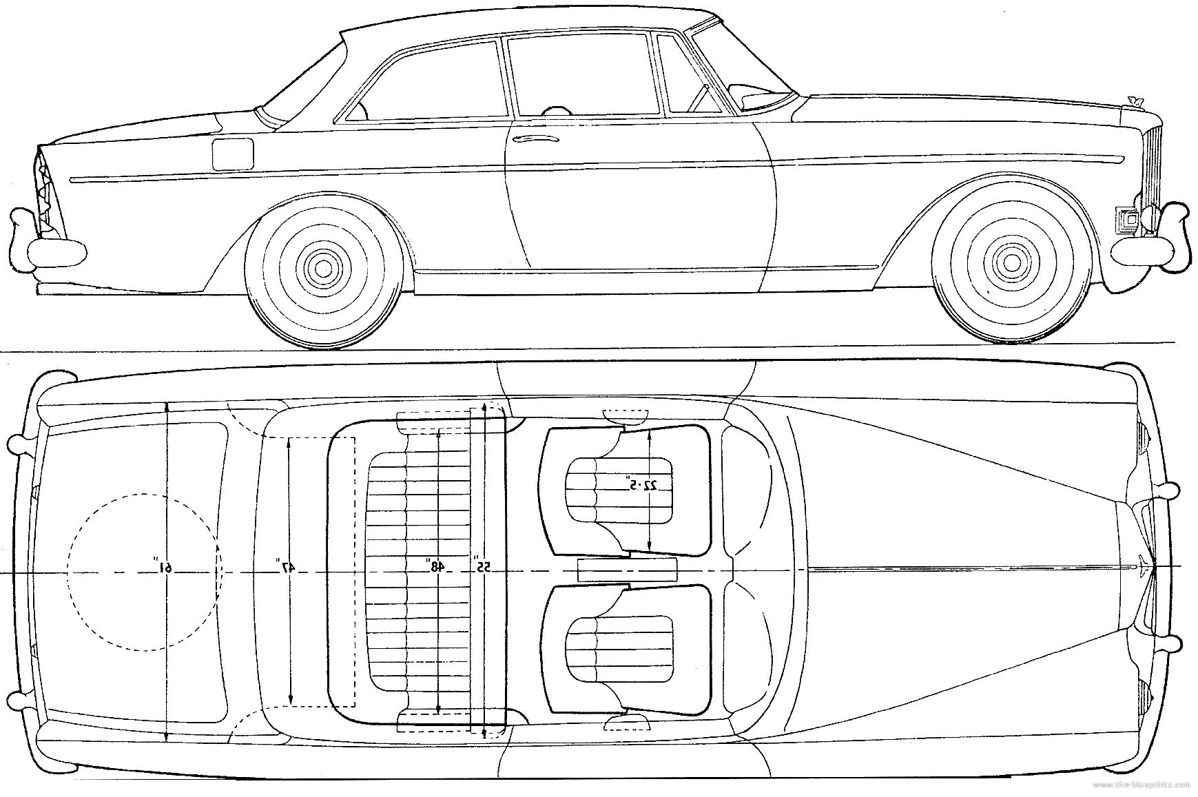 Blueprints Gt Cars Gt Bentley Gt Bentley S3 Continental 2