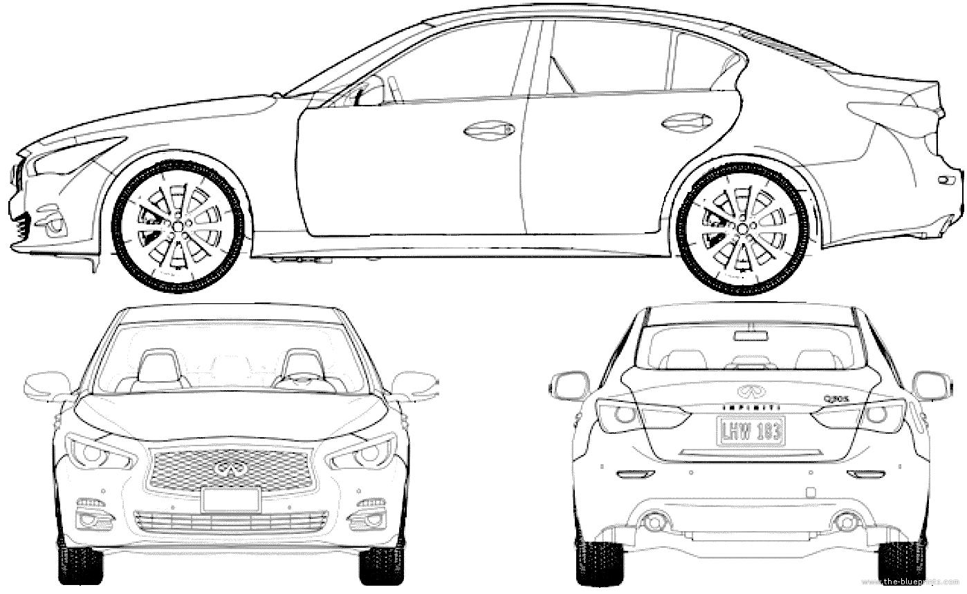 Blueprints Gt Cars Gt Infiniti Gt Infinity Q50