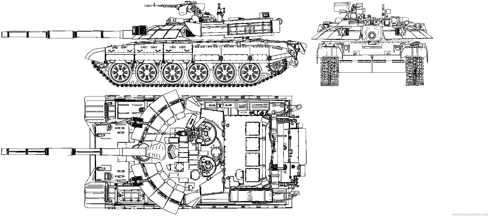 Blueprints Gt Tanks Gt Russian Tanks Gt T 72 120