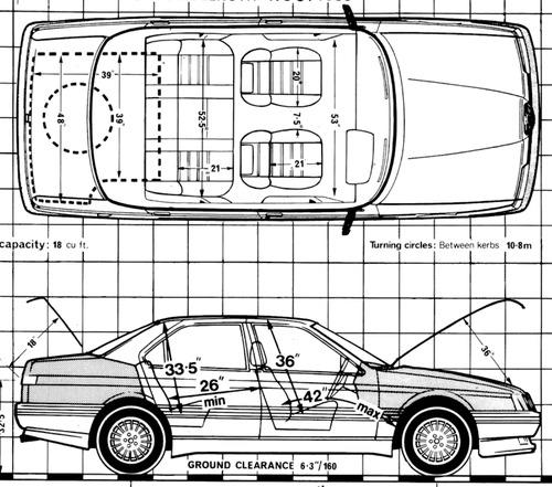 Blueprints > Cars > Alfa Romeo > Alfa Romeo 164 2.0 Twin