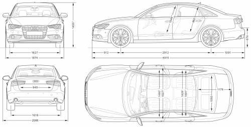 Audi A6 (2011)