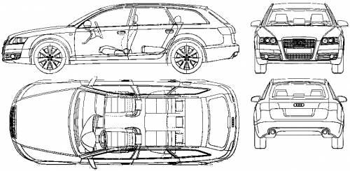 Audi A6 Avant (2005)