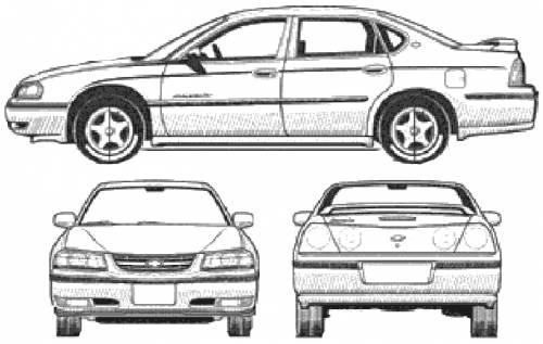 Chevrolet Impala (2003)
