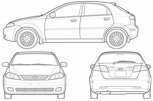 Car Design News: chevrolet optra 2008 hatchback