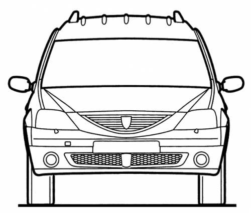 Blueprints > Cars > Dacia > Dacia Logan MCV