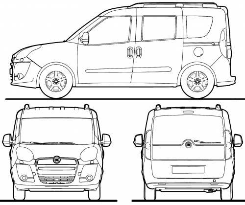 Fiat Doblo (2011)