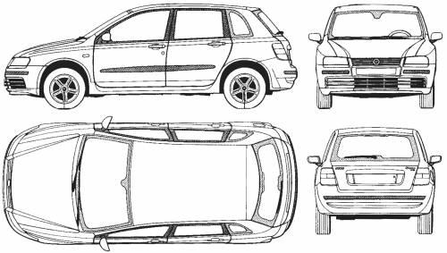 Fiat Stilo 5-Door (2005)