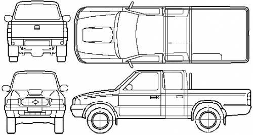 Ford Ford Ranger (2005)
