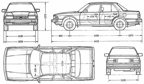 Honda Accord Sedan (1982)