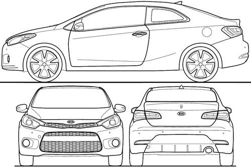 Blueprints > Cars > Kia > Kia Forte Koup (2017)