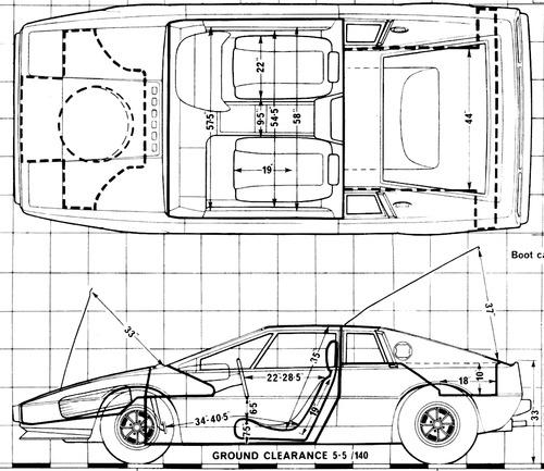Blueprints > Cars > Lotus > Lotus Esprit S2 (1979)