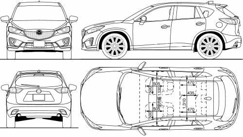 Mazda CX-5 (2012)
