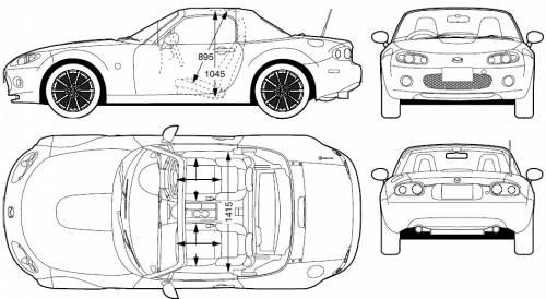 Mazda MX-5 Miata (2006)