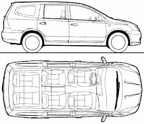 Nissan Grand Livina (2009)