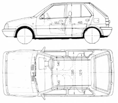 Blueprints > Cars > Nissan > Nissan Micra K10