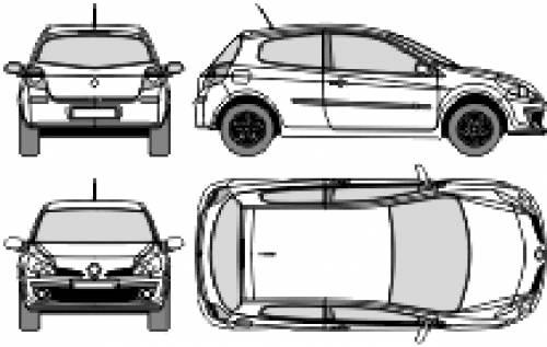 Renault Clio Iii User Wiring Diagram