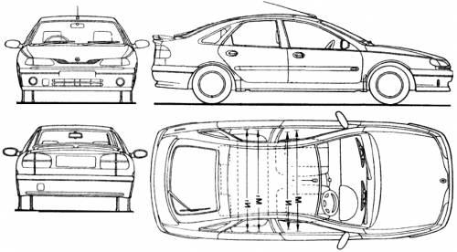 Renault Laguna I (1999)