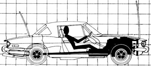 Blueprints > Cars > Triumph > Triumph Stag (1970)